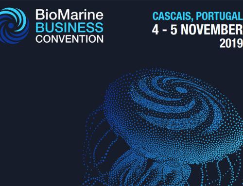 Nov 04th-05th, 2019: LAGOSTA at BIOMARINE Cascais 2019