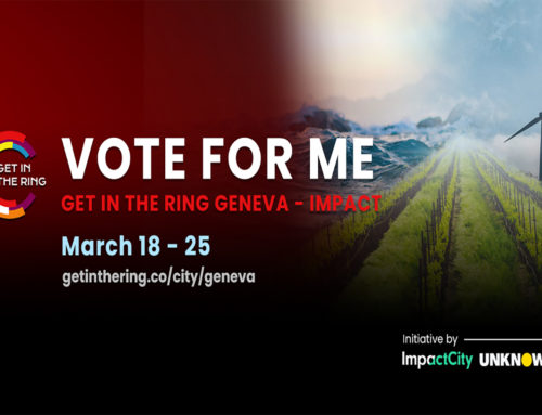 March 18th-25th, 2021: LAGOSTA among the 23 Leading Swiss Impact Startups Chosen For Dealmaking & Public Voting at Get in the Ring Impact Competition